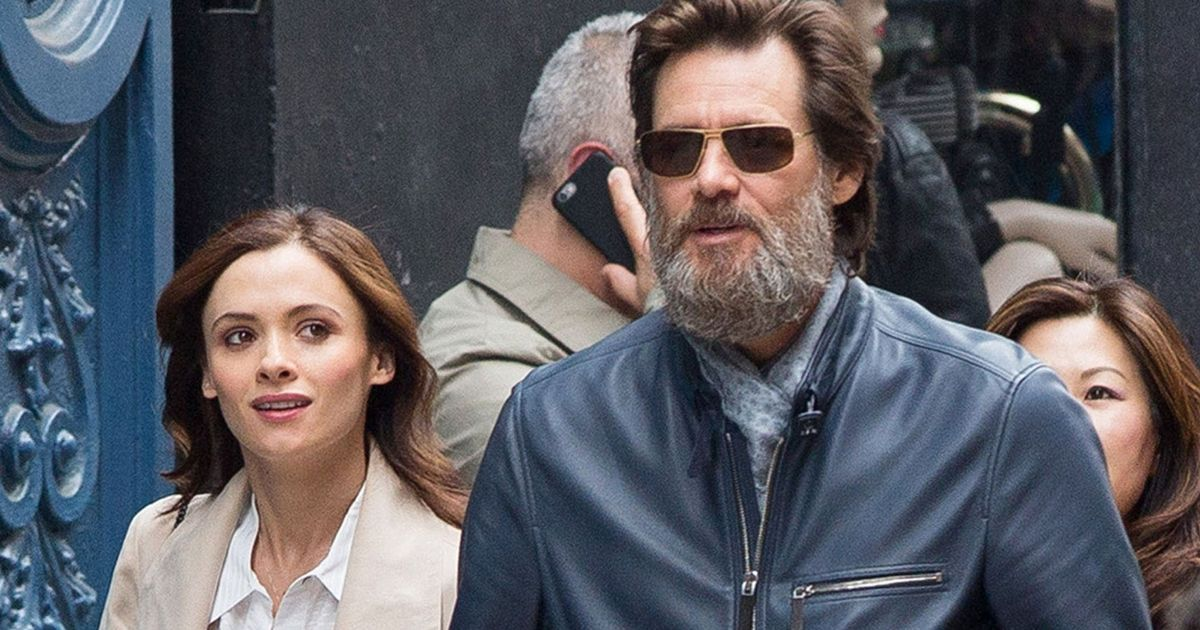 Why Jim Carrey and Cathriona White split, and why she was secretly married