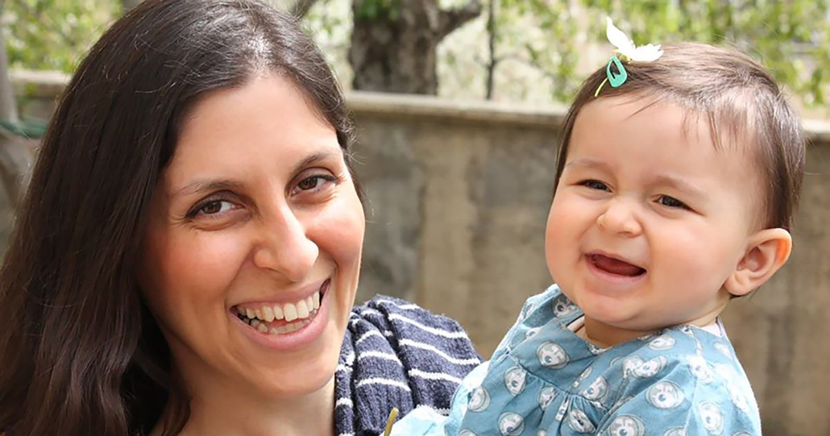 Jailed Brit Nazanin Zaghari-Ratcliffe 'faces mental torture in Iranian prison'