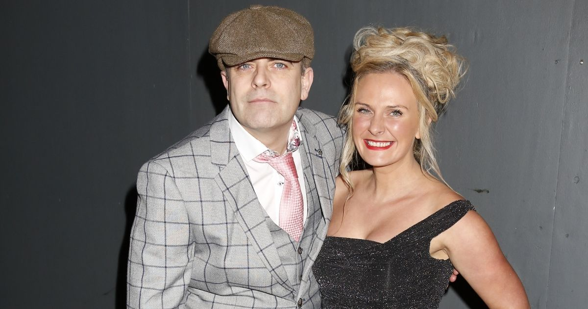Corrie's Simon Gregson and his wife Emma open up about ectopic pregnancy hell
