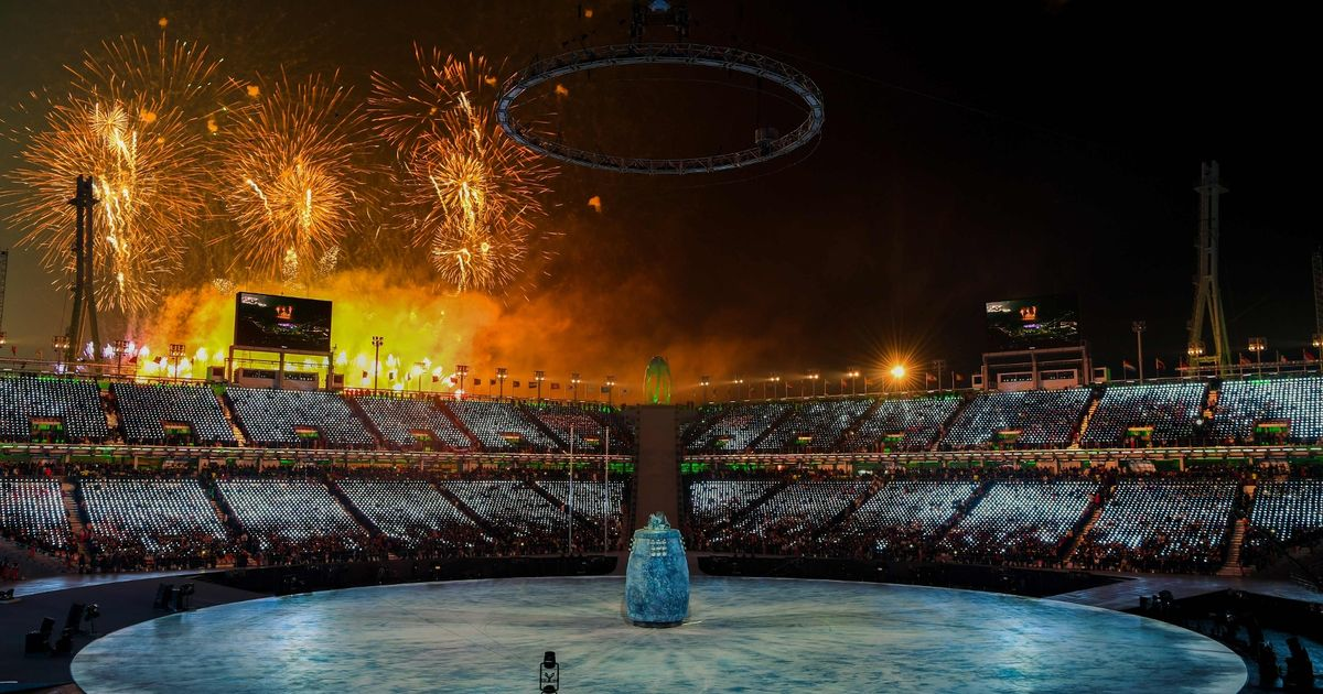 Cyber-attack took place during the 2018 Winter Olympics opening ceremony