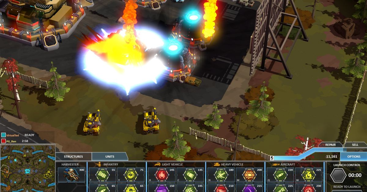Forged Battalion is a fun strategy game that doesn't break the mould