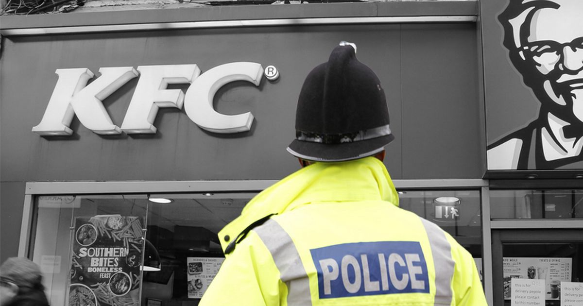 Don't call 999 because KFC ran out of chicken – get angry about this instead