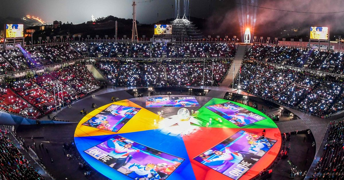 Winter Olympics 2018 ends with spectacular closing ceremony