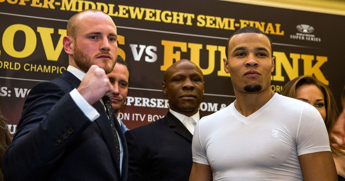 George Groves vs Chris Eubank Jr ring walk time, TV channel, live stream & more