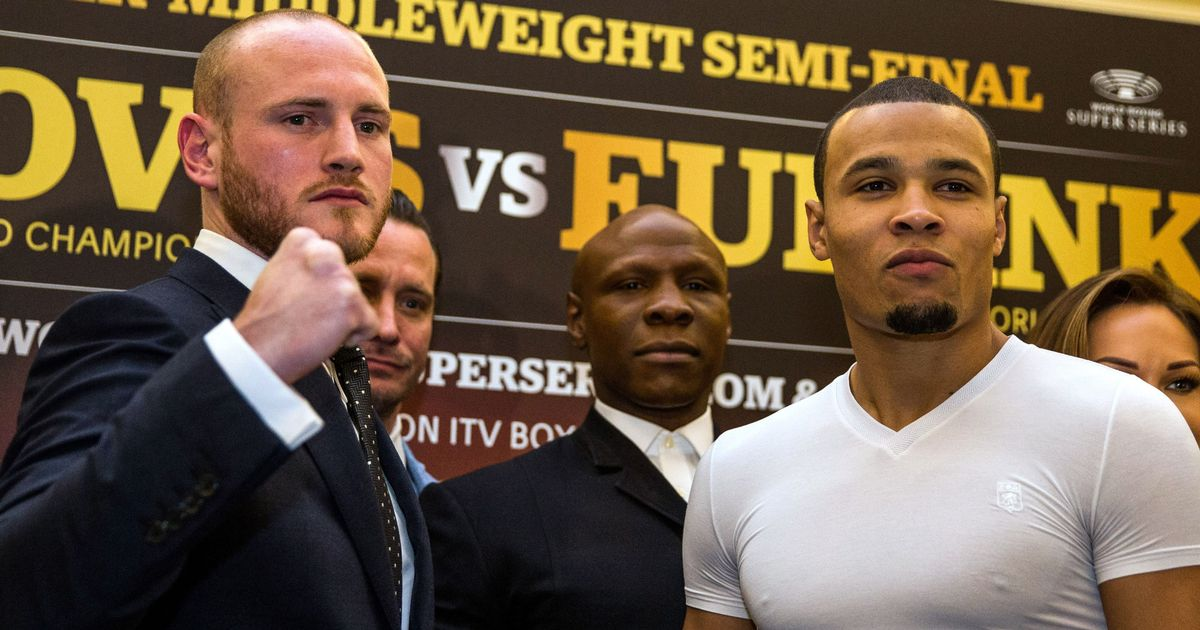 Groves reckons he has weekend foe Eubank's number after sparring back in the day