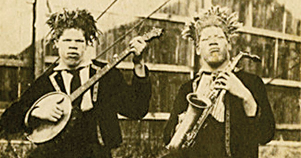 Willie and George were just boys when they were stolen from their mother