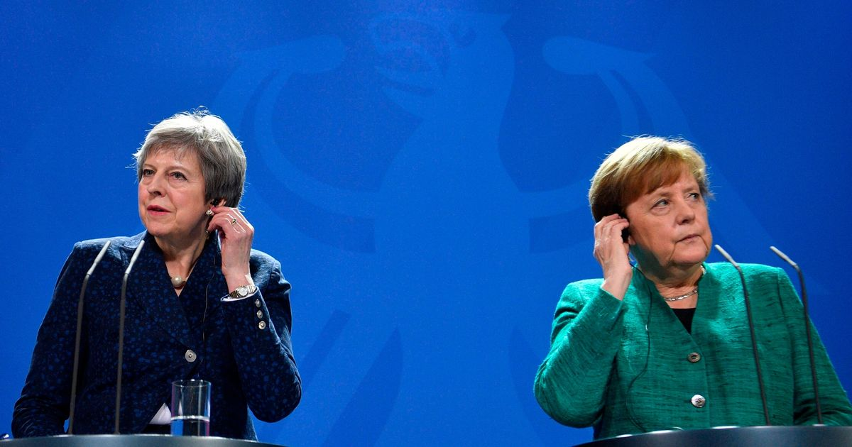 Angela Merkel 'not frustrated, just curious' about what UK wants from Brexit