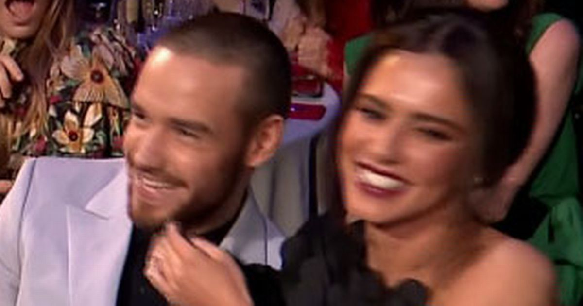 'Mystery drunk woman' upstages Cheryl and Liam Payne during kinky chat at Brits