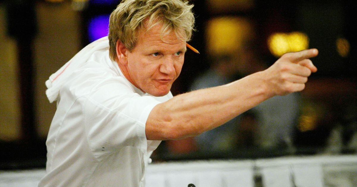 Gordon Ramsay will critique your food on Amazon Alexa- and he's as angry as ever