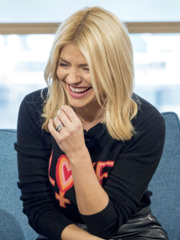 Holly Willoughby forces Phillip Schofield to leave after This Morning gaffe