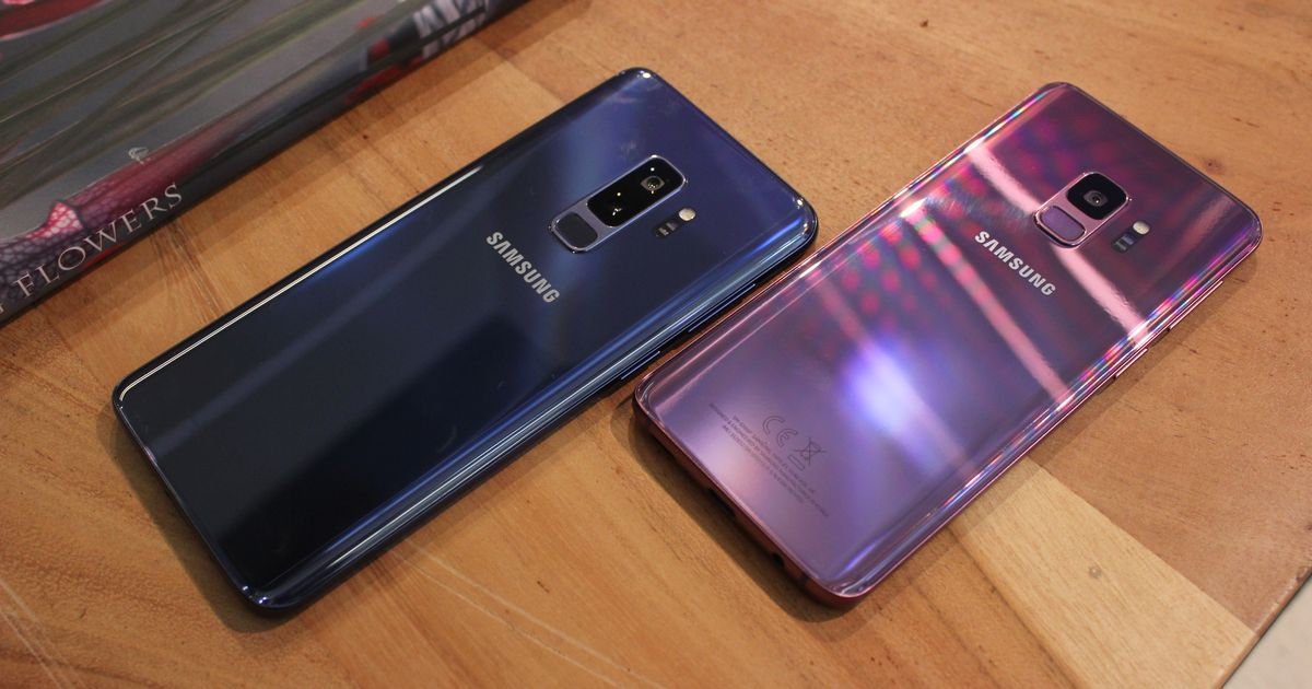 iPhone X vs Samsung Galaxy S9: How the flagship phones stack up