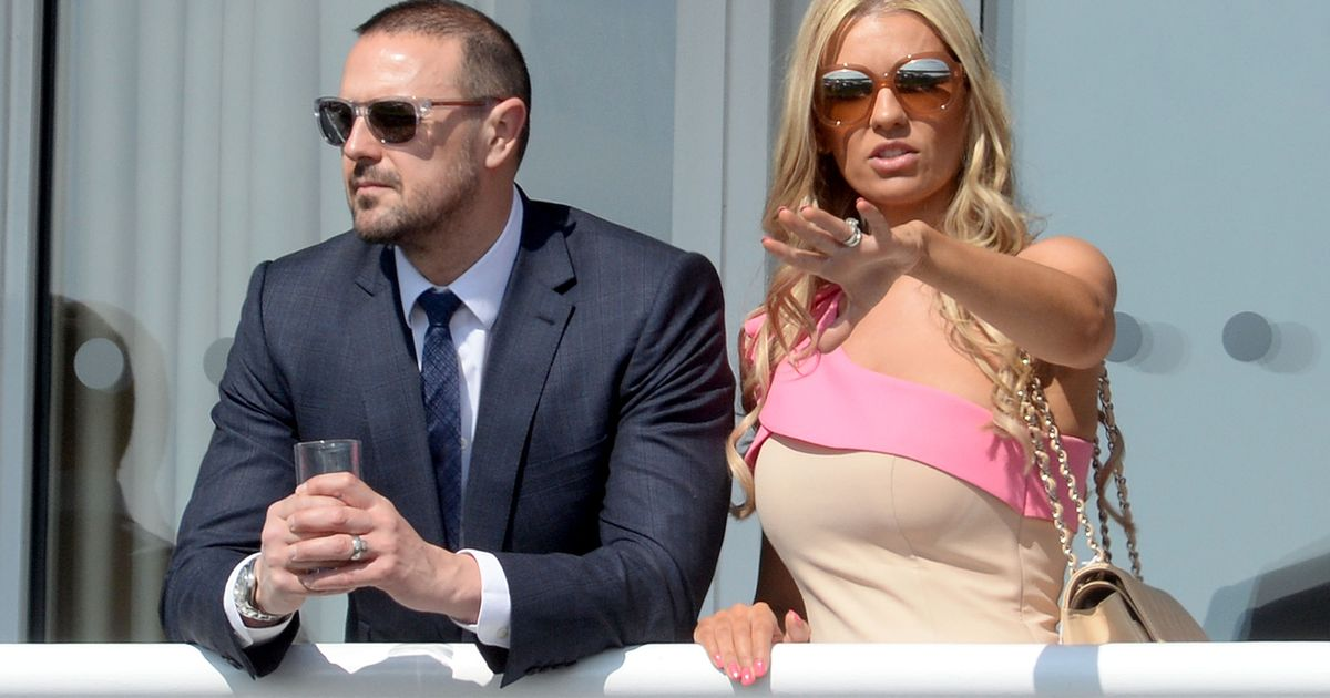 Paddy McGuinness's marriage may have been in trouble for months
