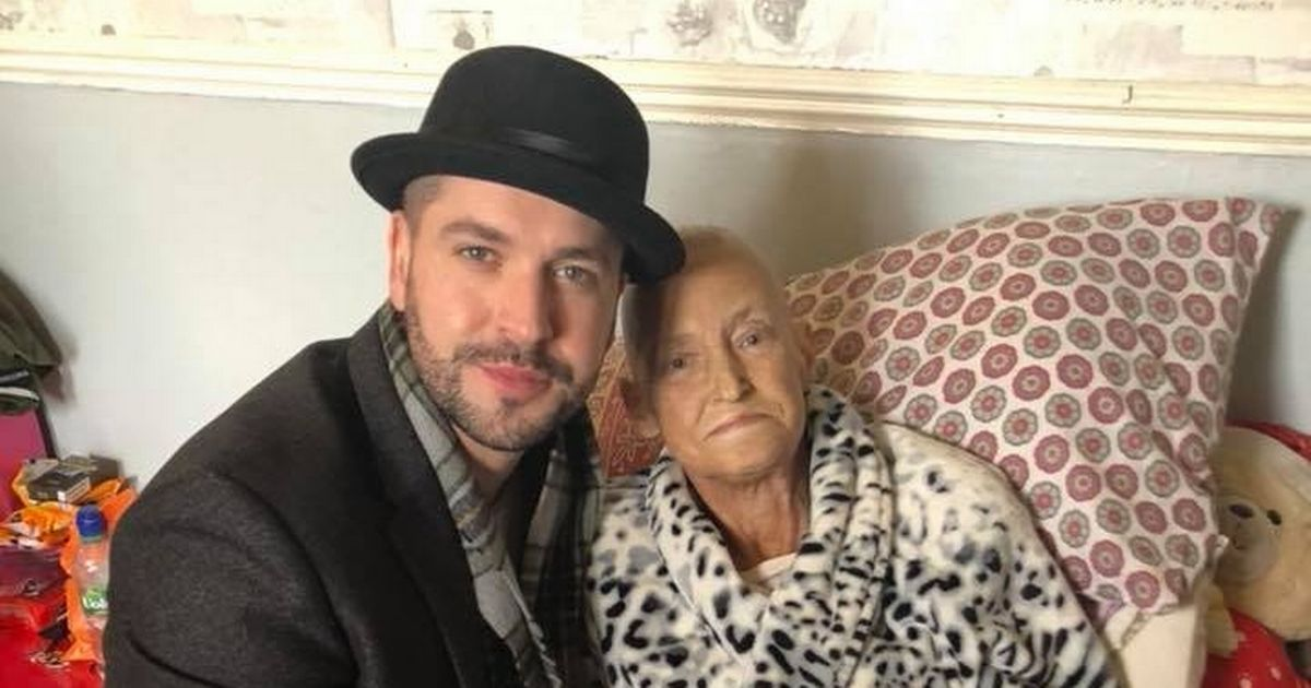 Mum dies three days after Corrie star Shayne Ward made her dying wish come true