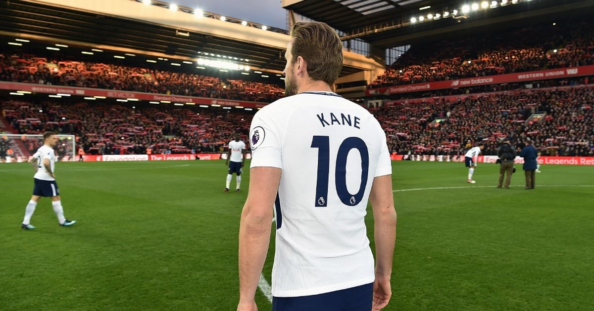 Harry Kane given special-edition boots after joining elite 100 club
