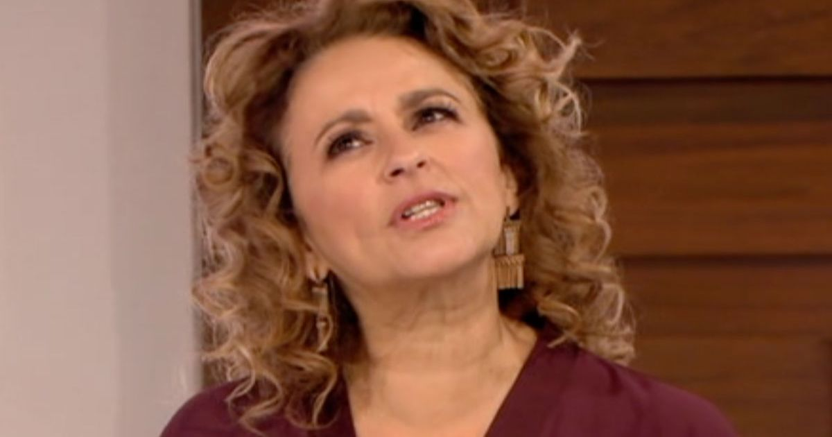 Loose Women's Nadia Sawalha fears miscarriages were 'punishment' for abortion