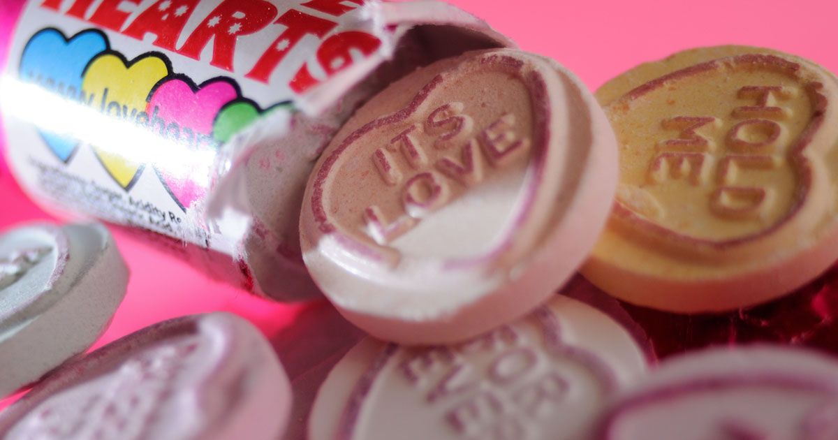 Scientist trains AI to write Love Hearts messages – it doesn't go well