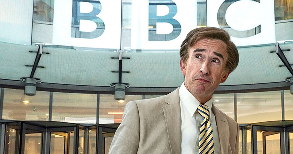 Steve Coogan set to parody The One Show with new Alan Partridge series
