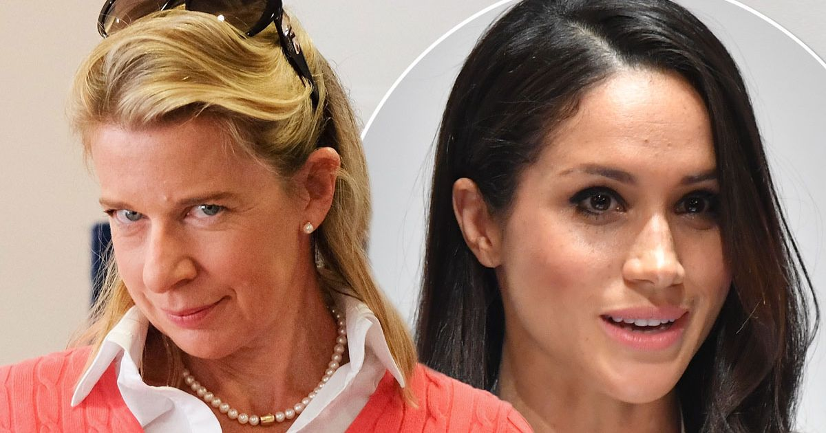 Katie Hopkins gets personal as she accuses Meghan Markle of copying Princess Di