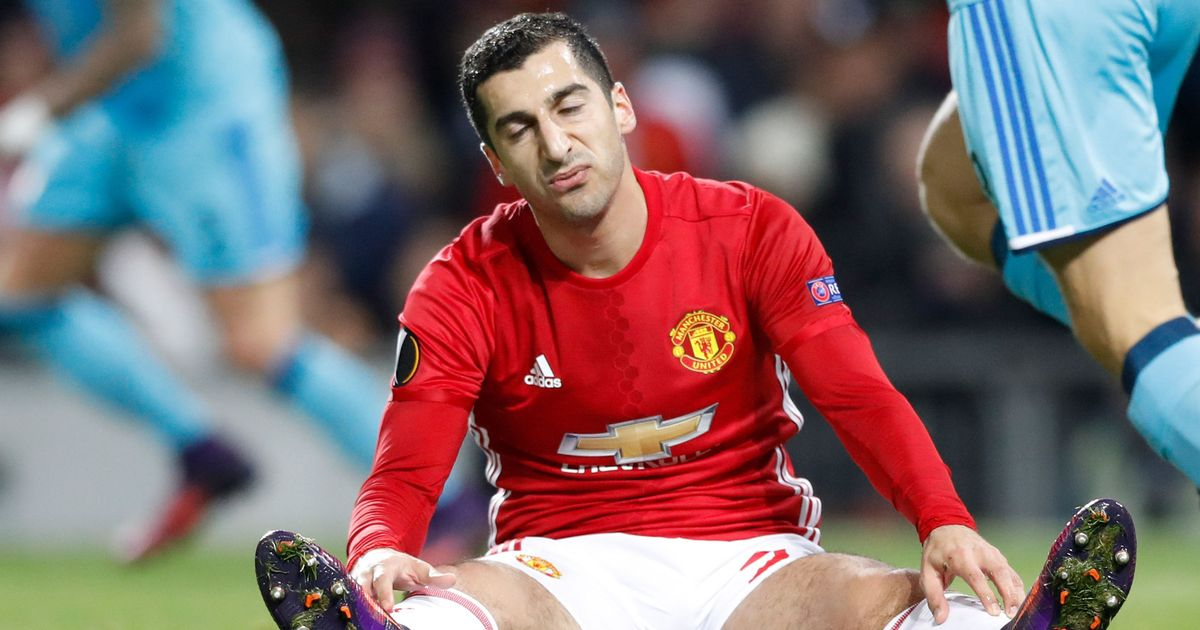 Rooney reveals why things didn't work out for Mkhitaryan at Man United