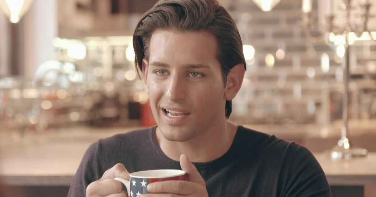 Celebs Go Dating star Ollie Locke is now worth a staggering amount of money