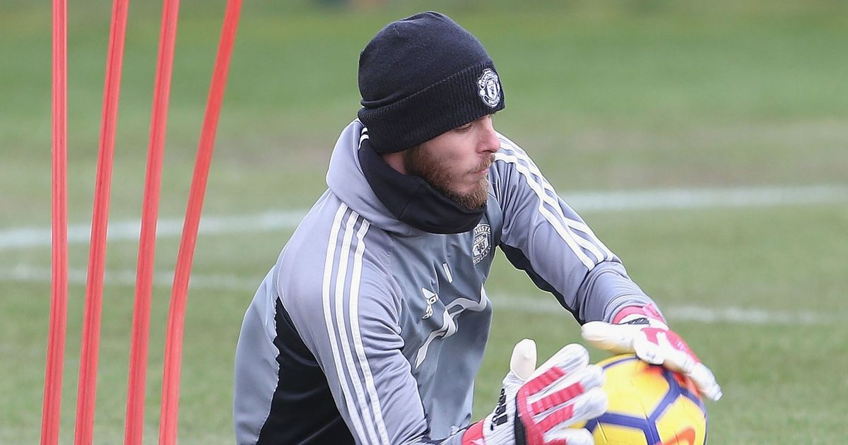 Man United 'to only sell De Gea to Real Madrid if they get this star in return'