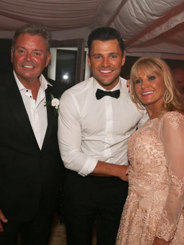 Mark Wright's mum confesses she's been in tears over his move to LA