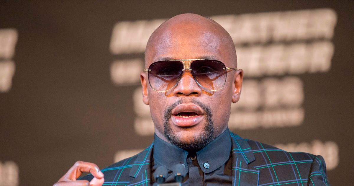 Floyd Mayweather risks wrath of animal rights protesters