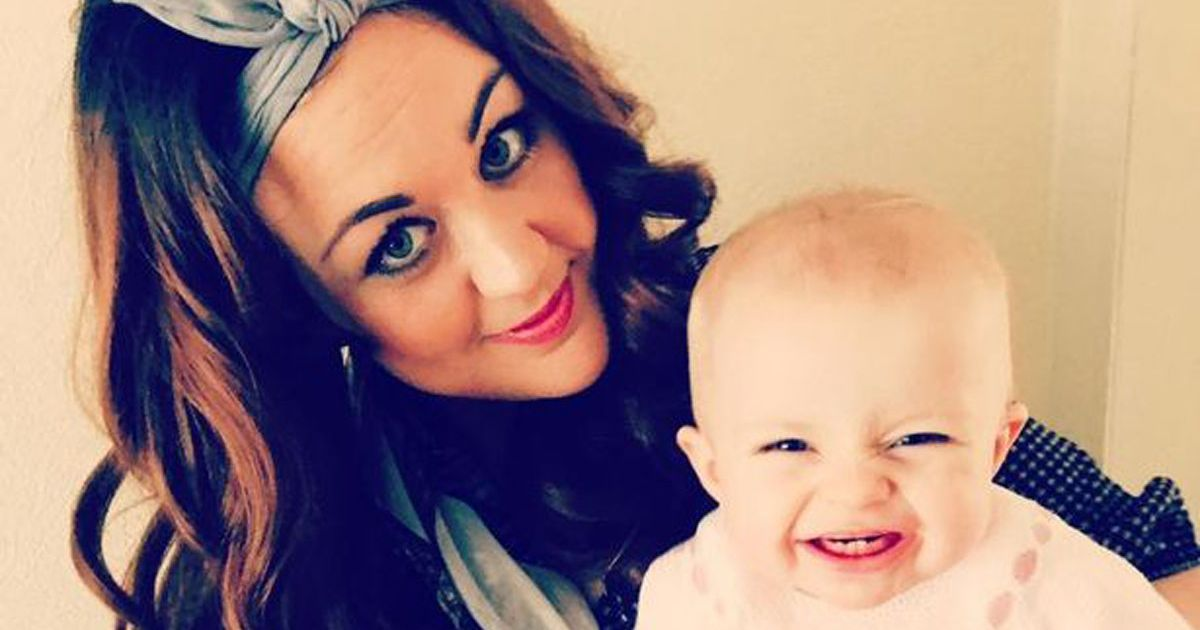 Mum's crippling stomach pains weeks after giving birth is 'deadliest cancer'