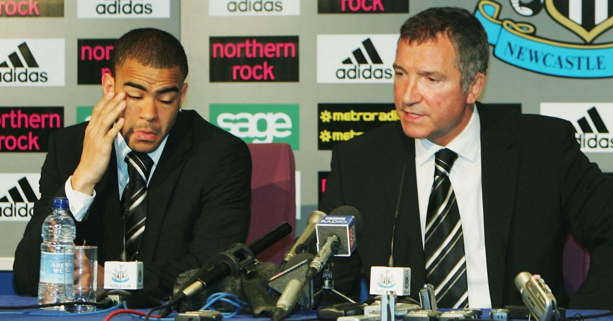 Kieron Dyer reveals when former boss Graeme Souness threatened to beat him up
