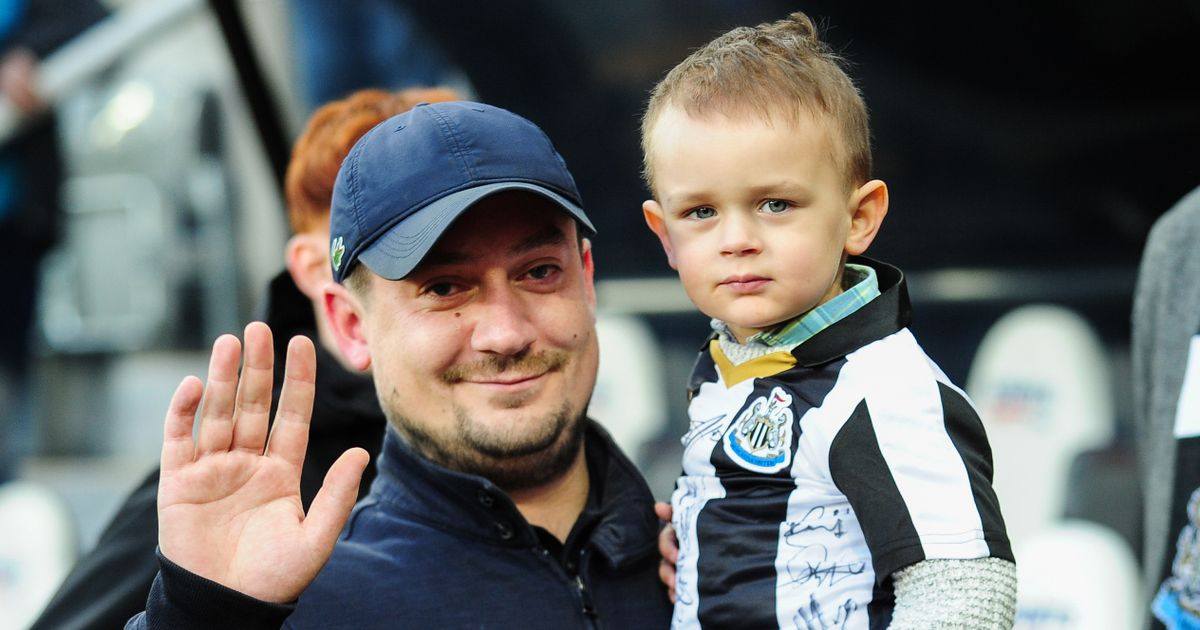 Newcastle United fan, 4, dies holding dad's hand after brave battle with cancer