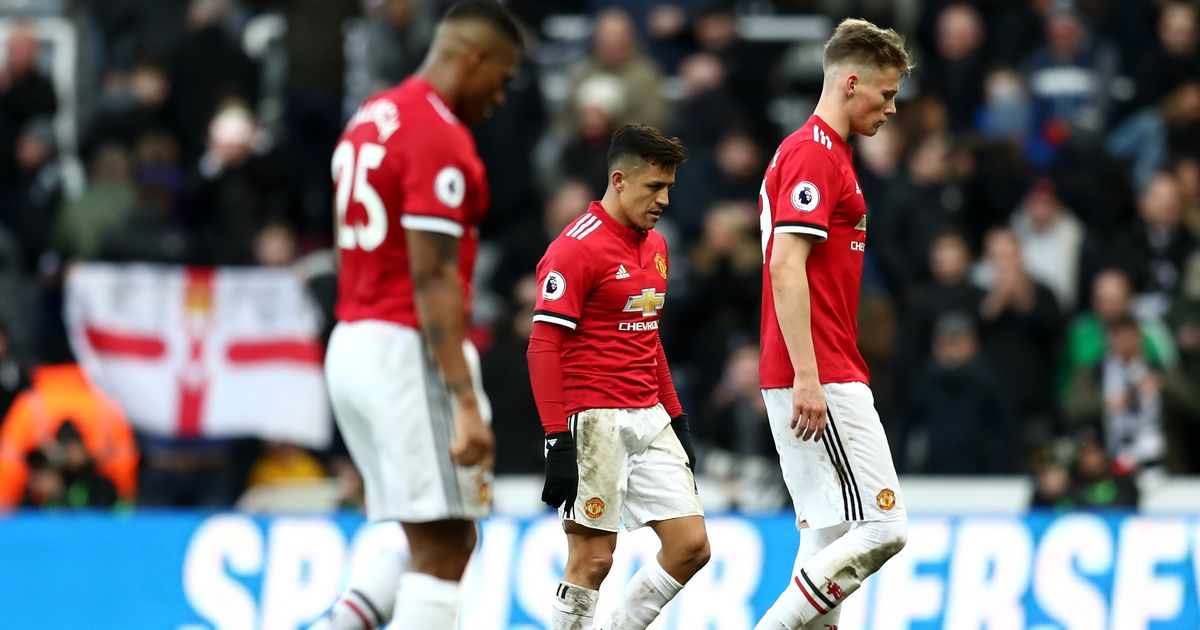 Gary Neville explains just where Man United went wrong vs Newcastle