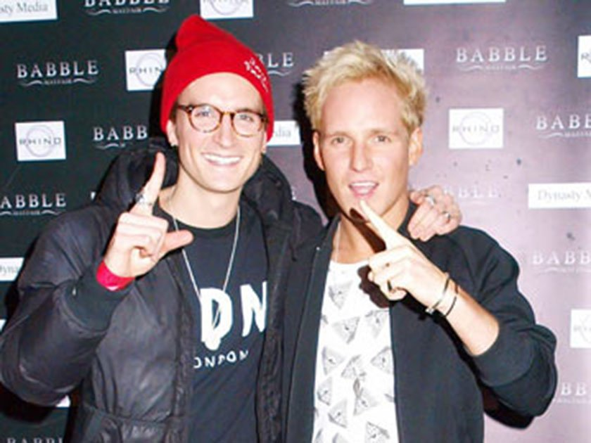 Oliver Proudlock: 'Jamie Laing's not the best cook'