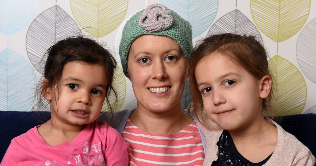 Mum with terminal cancer writes heartbreaking book to help children understand