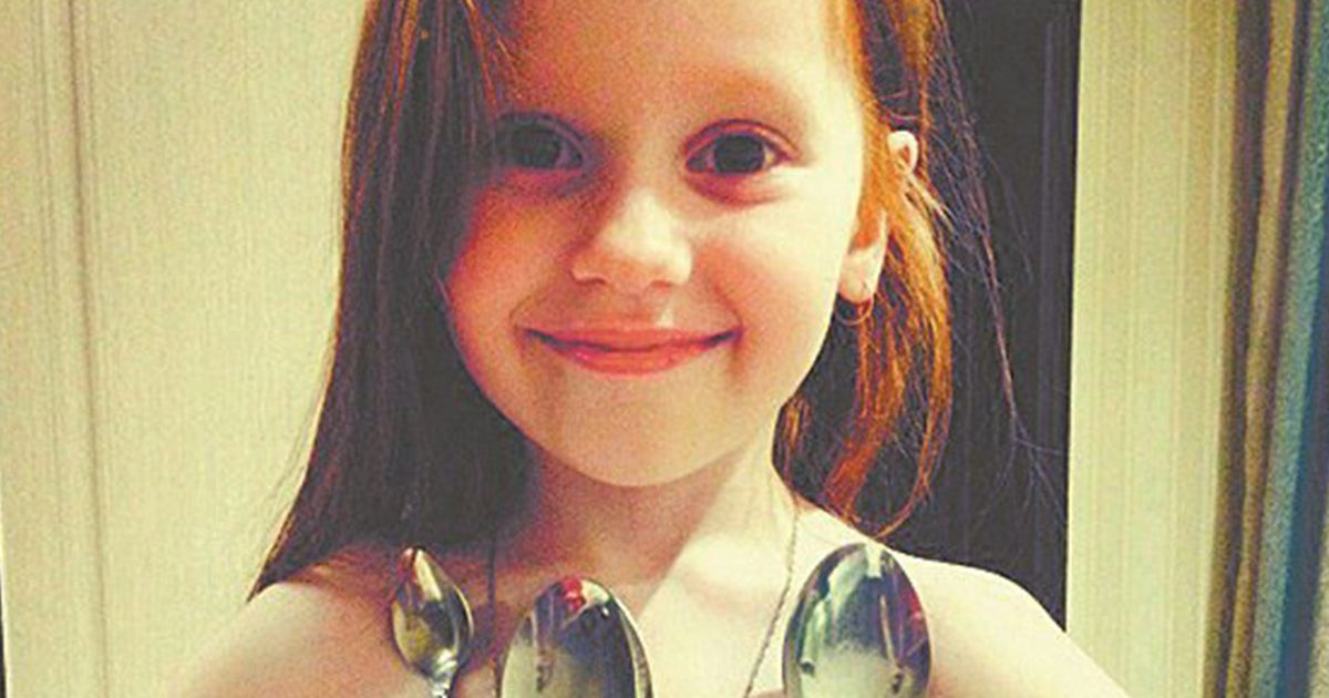 Girl, 6, is the 'new Magneto' with amazing metal ability