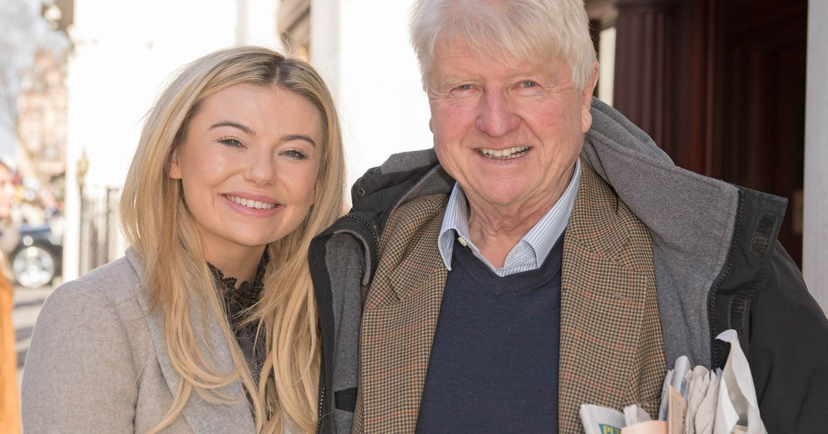 Stanley Johnson lands role in Made In Chelsea – and it's all thanks to Toff