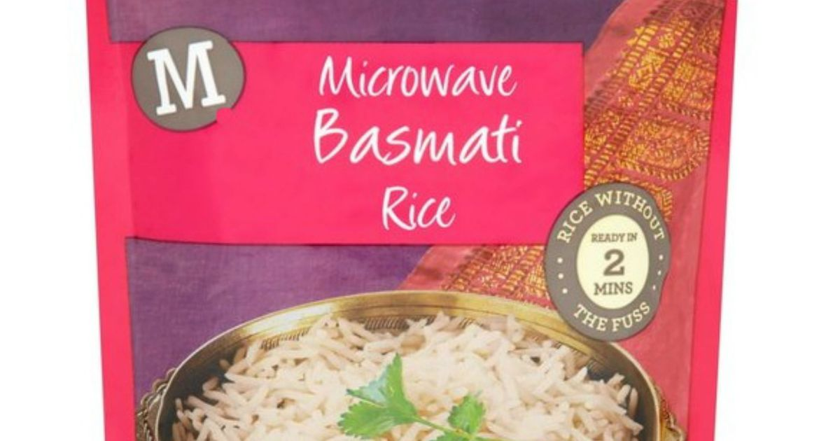 Morrisons' customer finds maggots crawling in packet of microwave rice