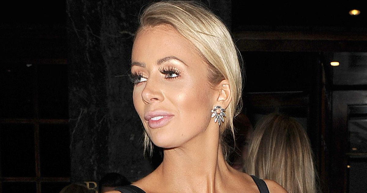 Olivia Attwood suffers unthinkable wardrobe malfunction without Chris Hughes