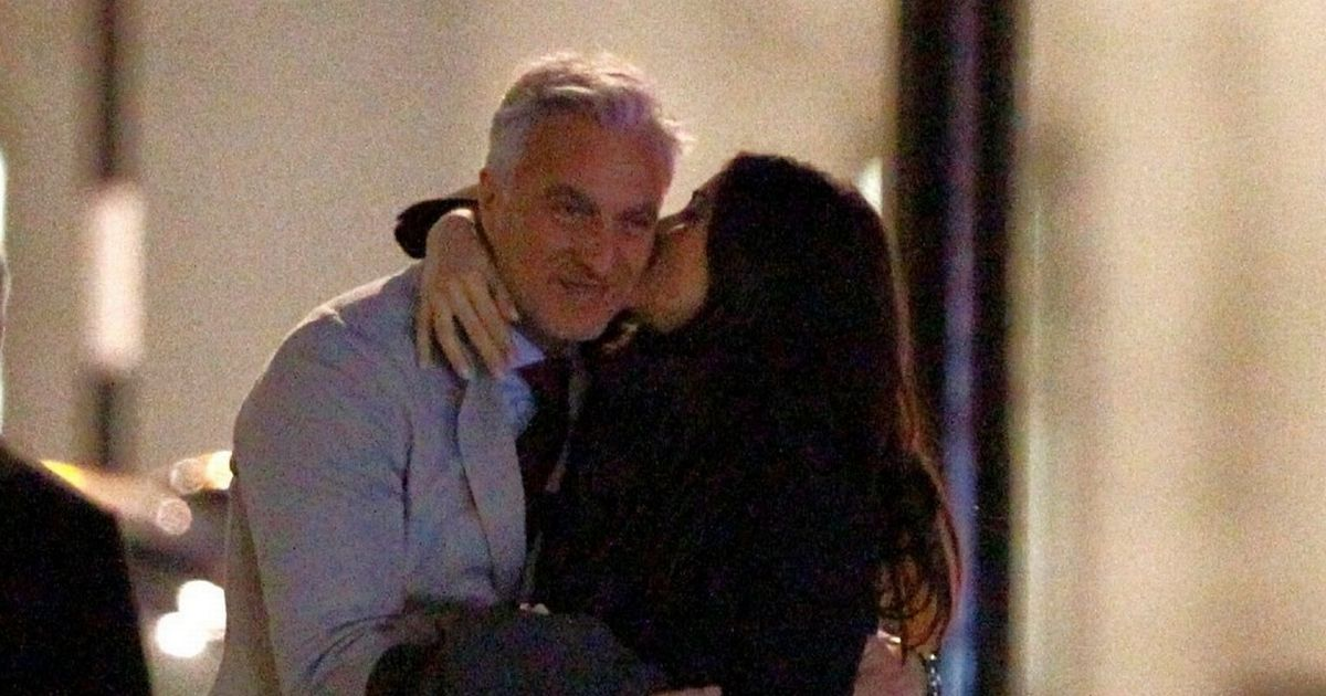 Football legend David Ginola set to become dad at 51 after he almost died