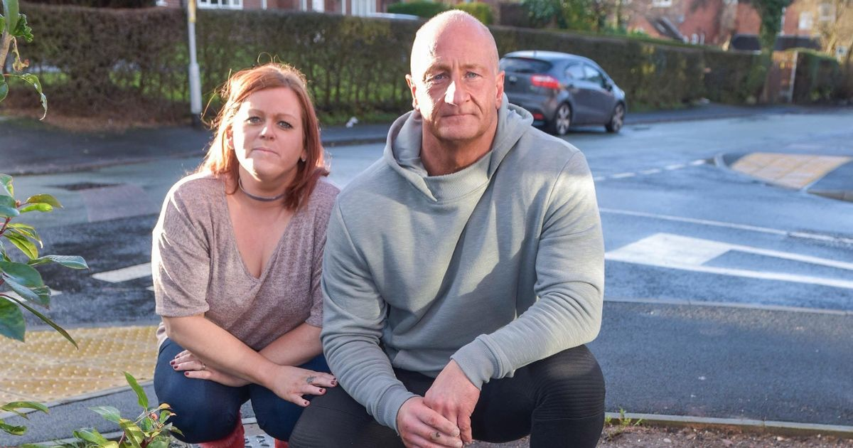 Couple's dream build becomes 'house of horrors' over sewer system in garden
