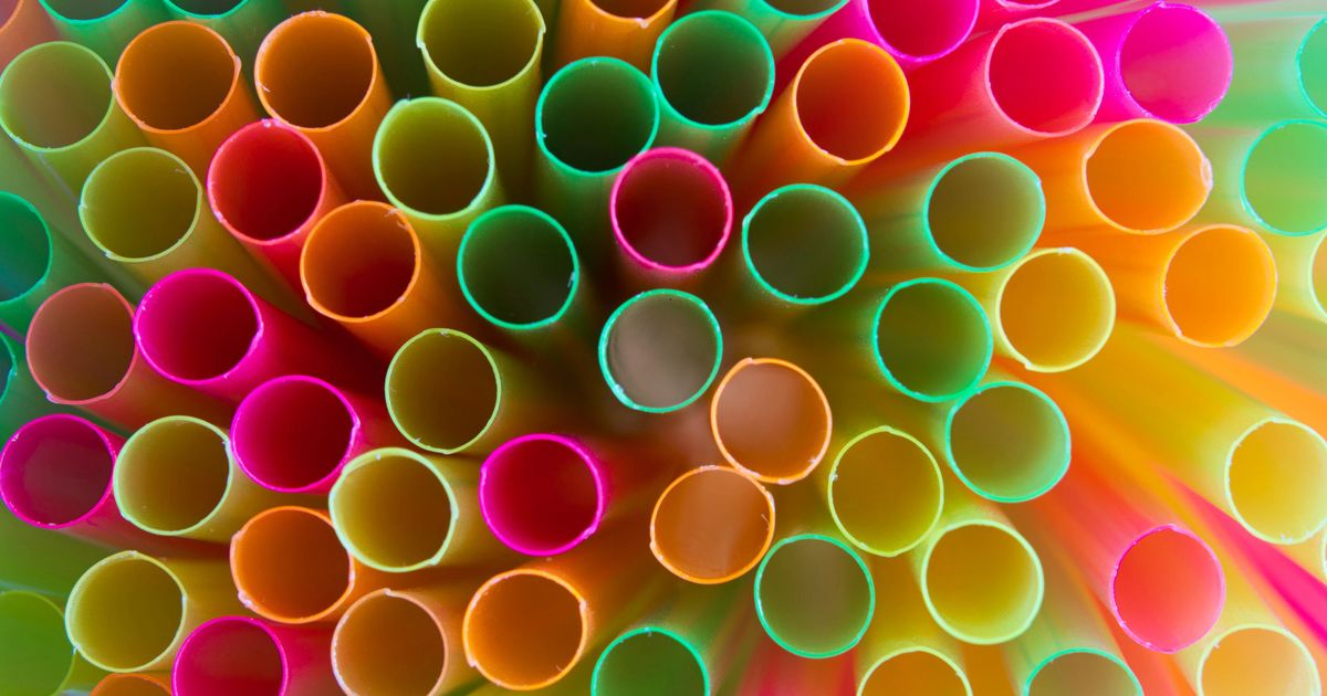 Plastic straws could be banned in Britain after Brexit