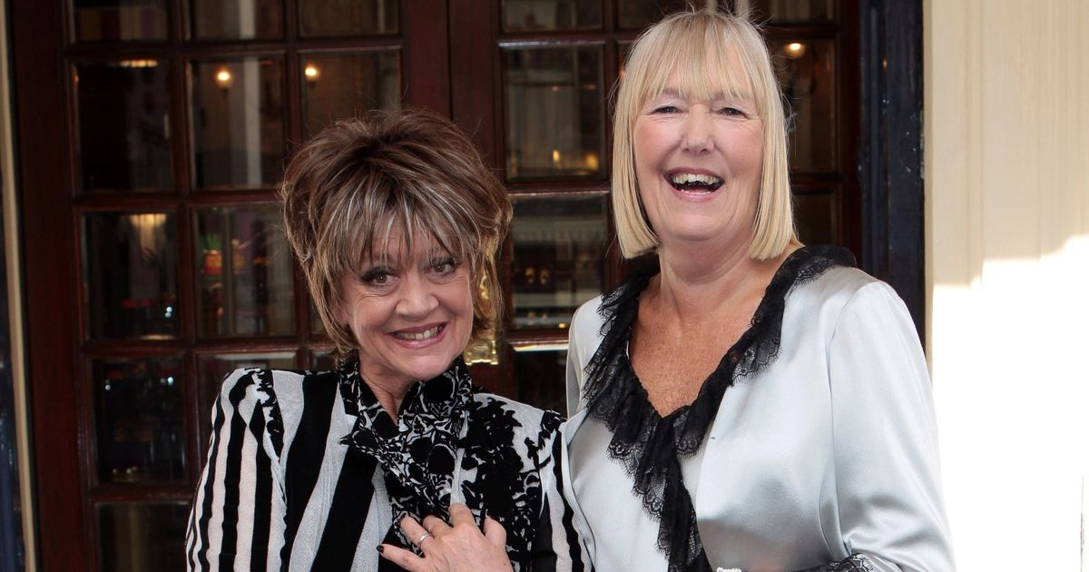 Amanda Barrie says she was terrified to reveal sexuality during Corrie years