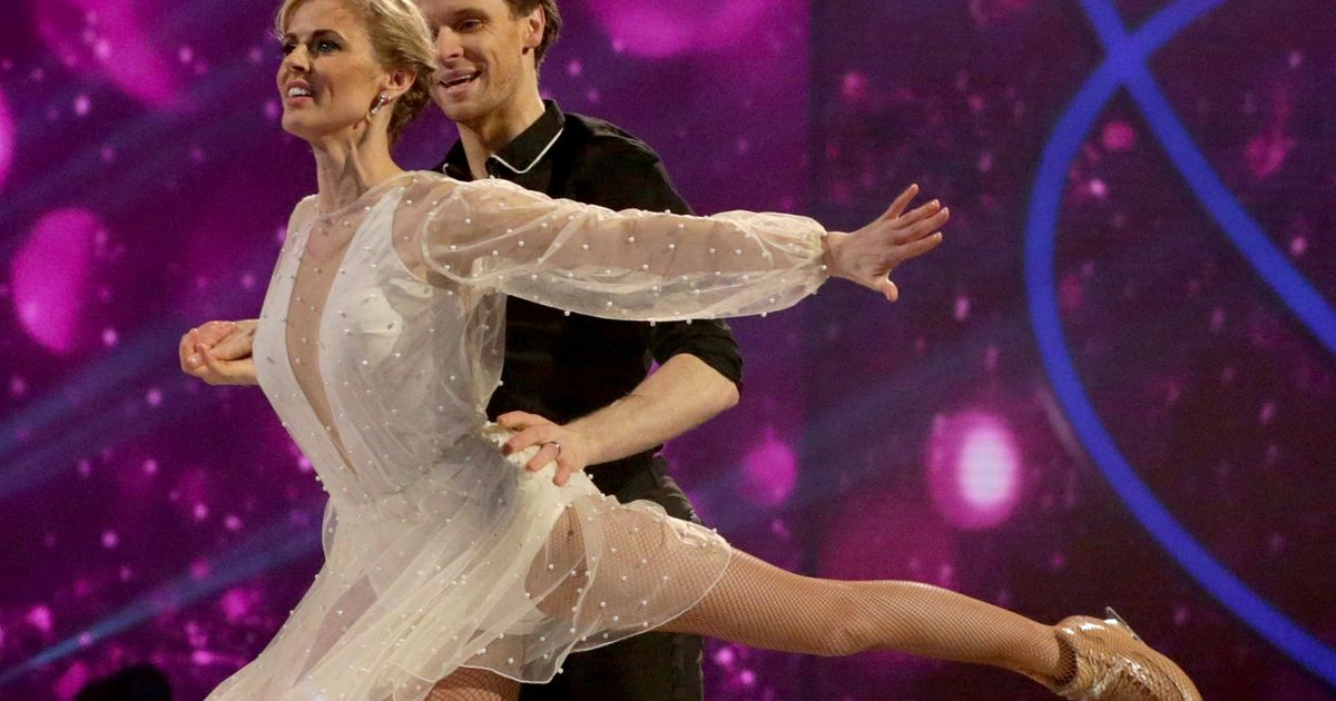 Dancing On Ice stars battling to get fit for next show as virus sweeps camp