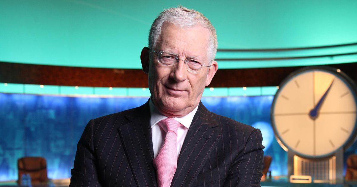 Countdown's Nick Hewer says he can't sleep after hosting show