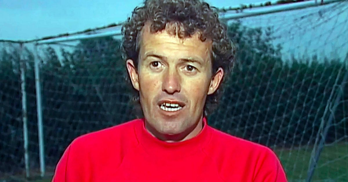 Barry Bennell victim held back as he reveals abuse by paedo football coach
