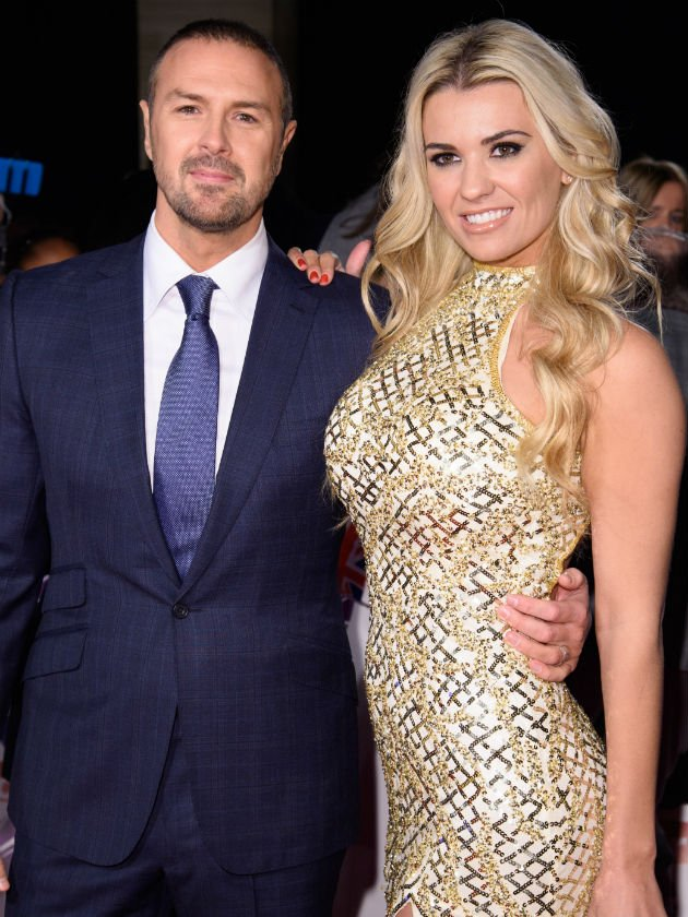 Paddy McGuinness' wife Christine posts cryptic message after his night out