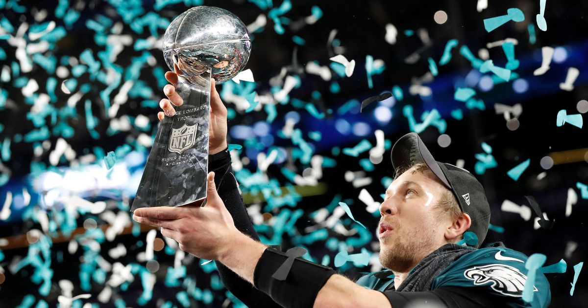 Watch Philadelphia Eagles' homecoming parade