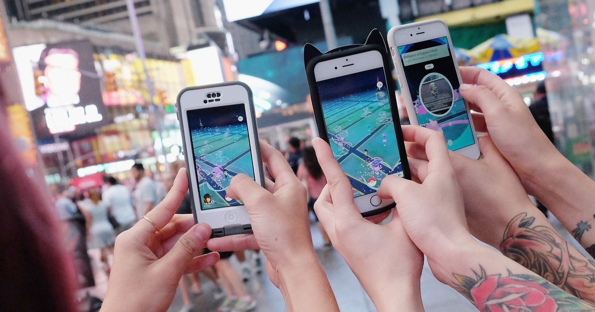 Pokemon Go could be in line to get new AR tech and a Legendary addition