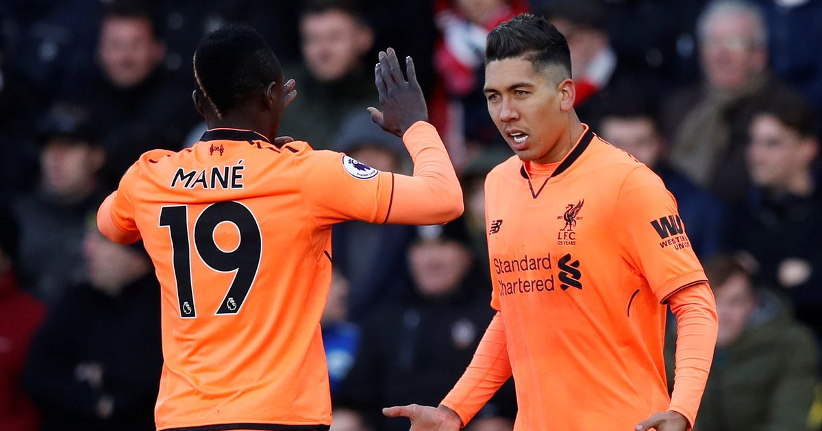 Firmino admits he's aiming to join the ranks of elite Champions League scorers