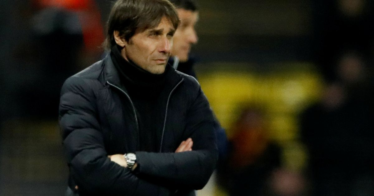 Conte makes admission over Chelsea future after latest defeat