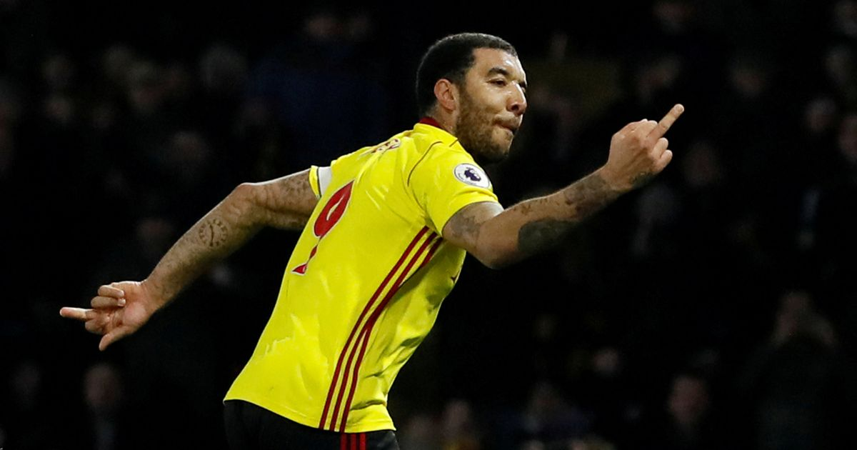 Deeney explains why he risked ban by sticking middle fingers up vs Chelsea